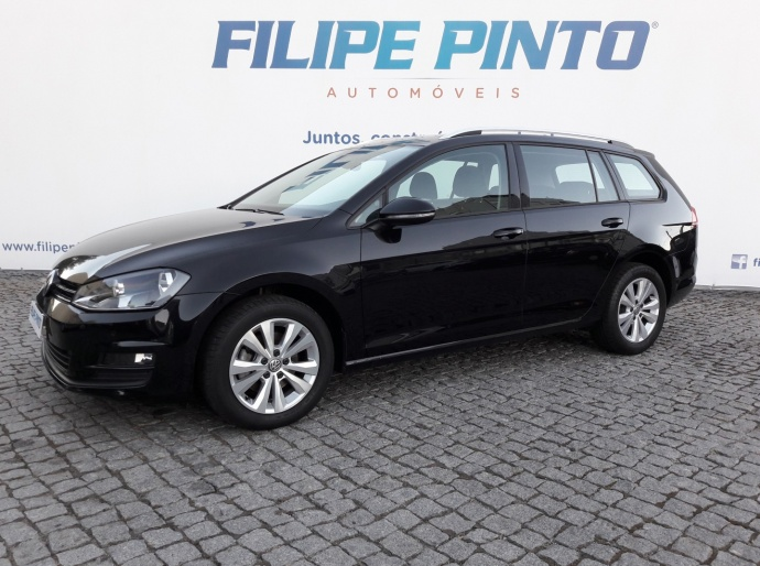 Vw Golf Variant 1.6TDI Bluemotion GPS Edition