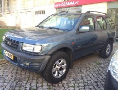 Opel Frontera 2.2 DTi Ltd Pack Ltd