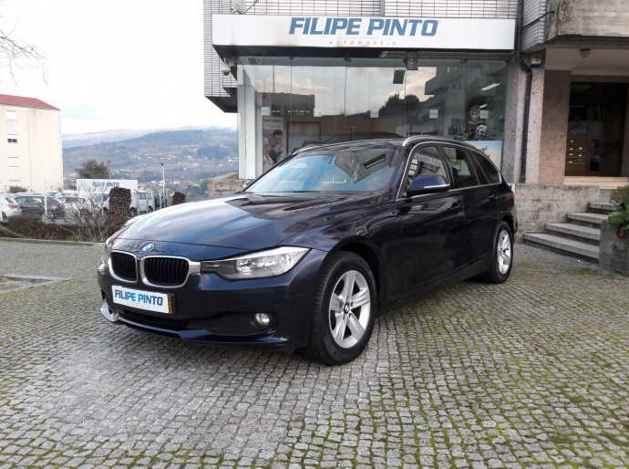 BMW Série 3 320D Efficient Dynamics Touring