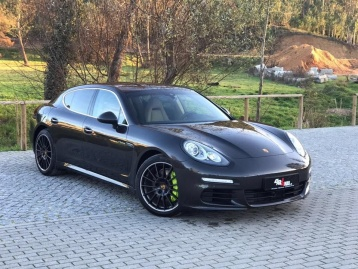 Porsche Panamera S E-HYBRID PLUG-IN ***IVA DEDUTÍVEL***