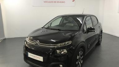 Citroën C3 1.6 BlueHDi 100 S&S CVM Shine