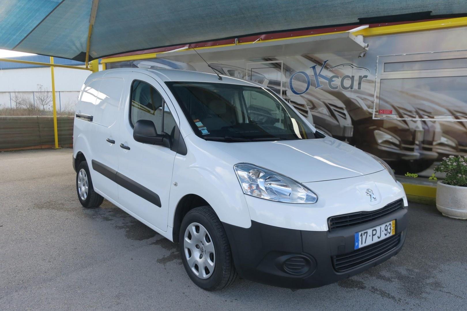 Peugeot Partner 1.6 HDi - 3 Lug.