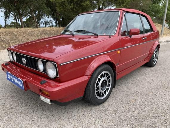 Vw Golf Cabriolet 1.8 GLI