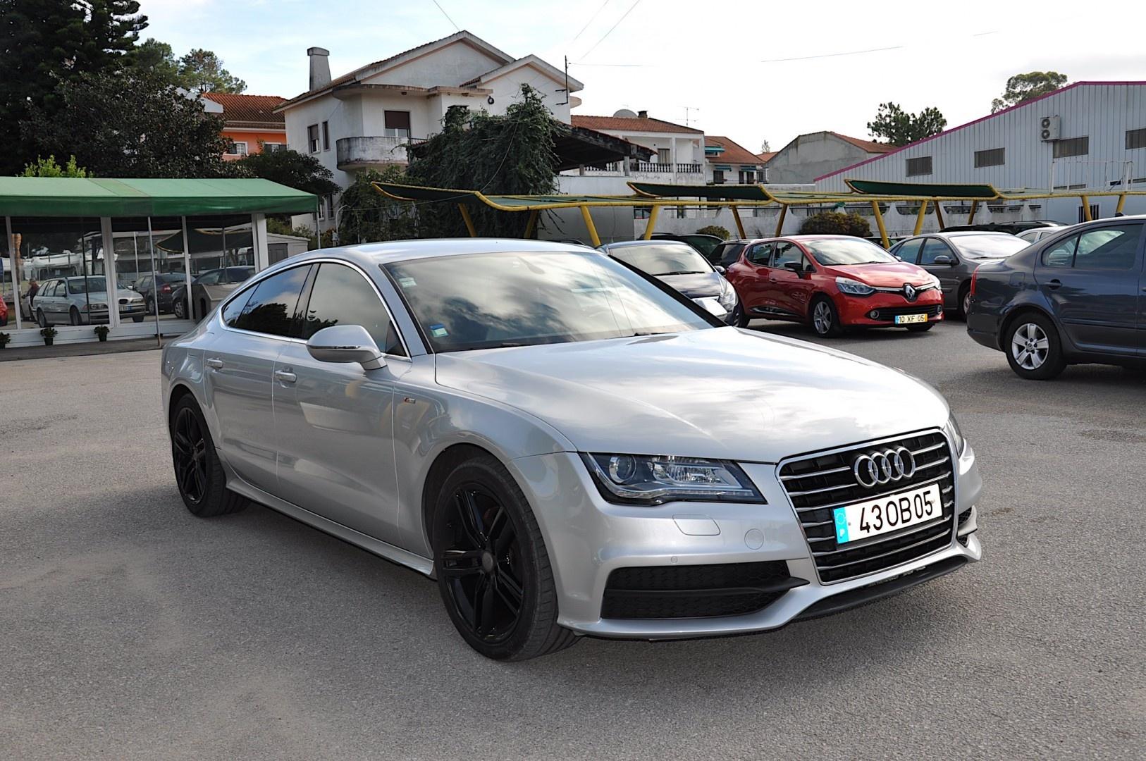 Audi A7 3.0Tdi V6 quattro S-line S tronic