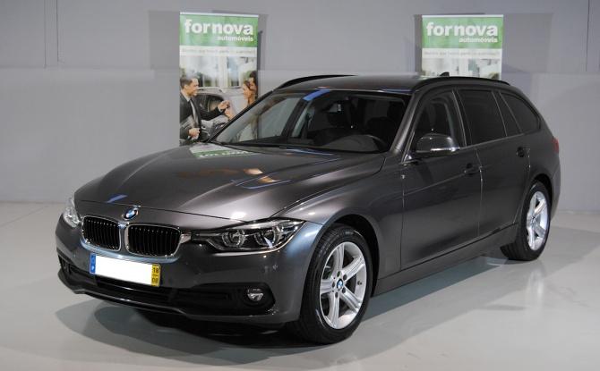 BMW 318 Touring Efficient Dynamics