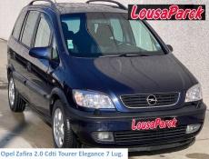 Opel Zafira 1.92.0 Cdti Tourer Cosmo 7 Lug.