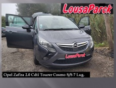 Opel Zafira 2.0 Cdti Tourer Cosmo S/S 7Lug.