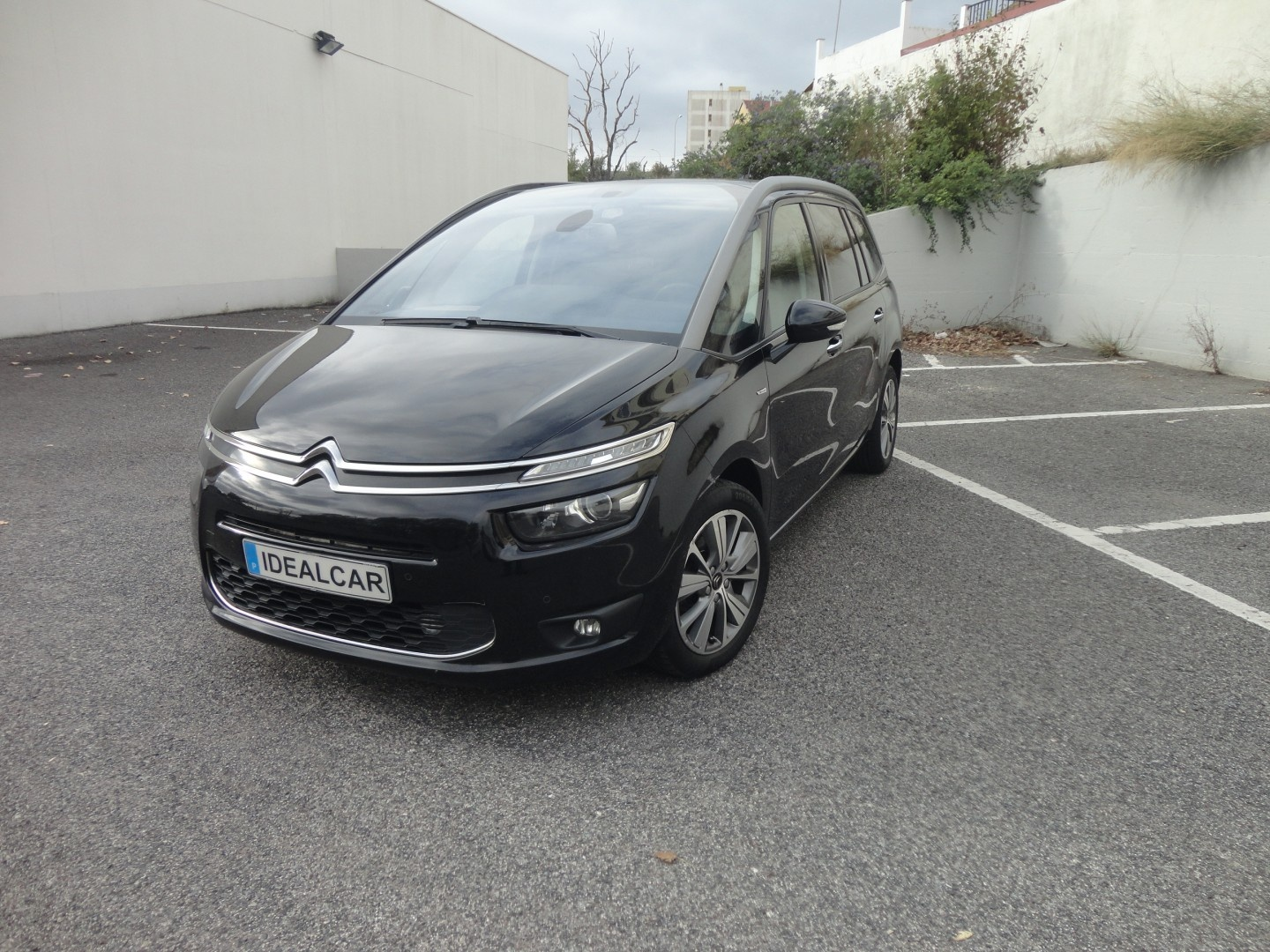 Citroën C4 Grand Picasso EXCLUSIVE