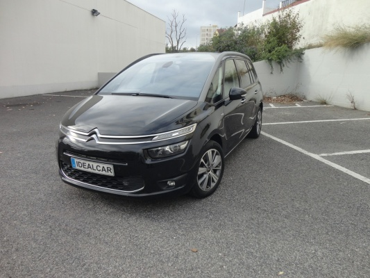 Citroën C4 Grand Picasso, 2015