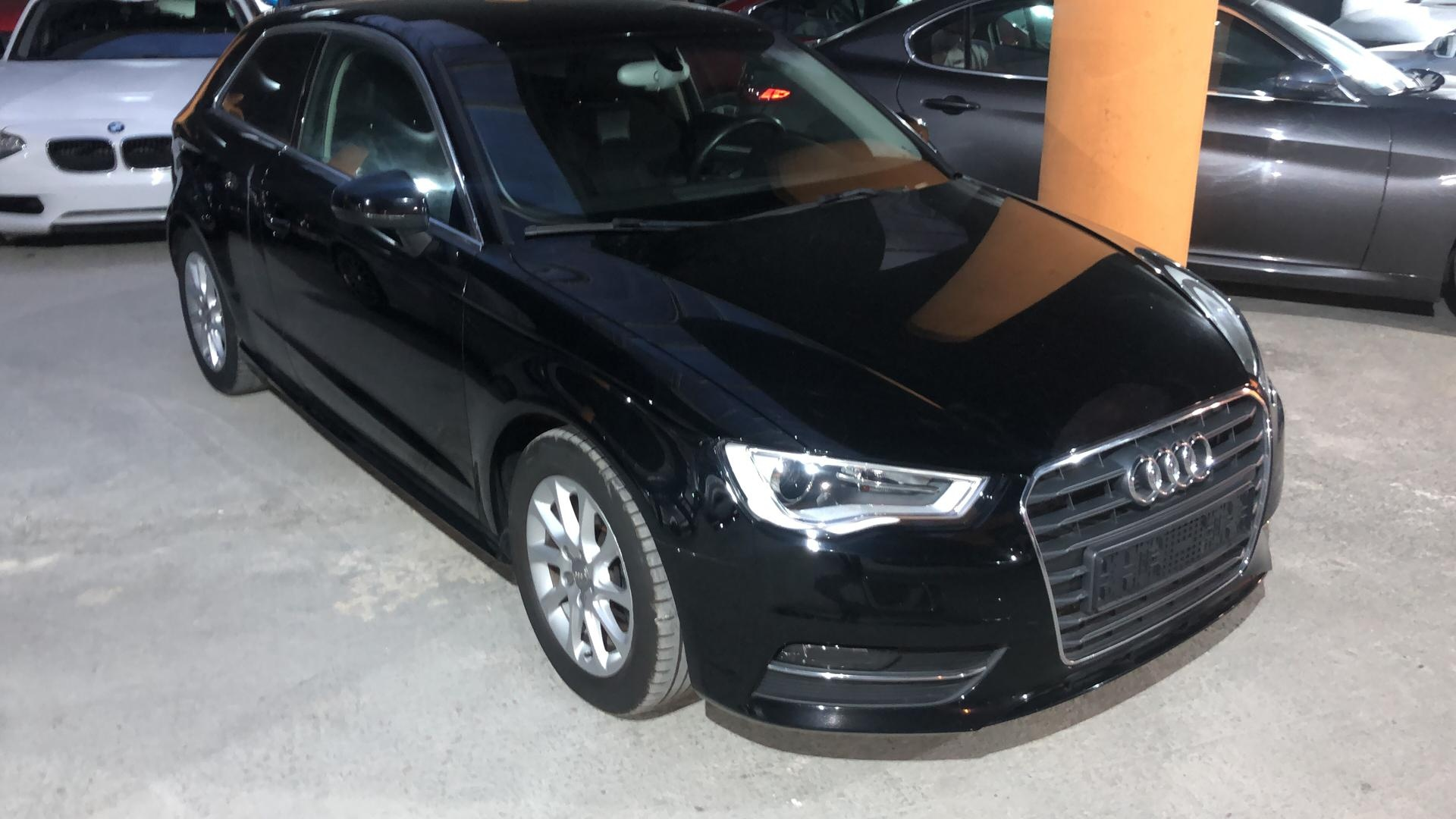 Audi A3 Attraction ultra   2014