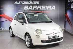 Fiat 500 1.3 16V Multijet Lounge