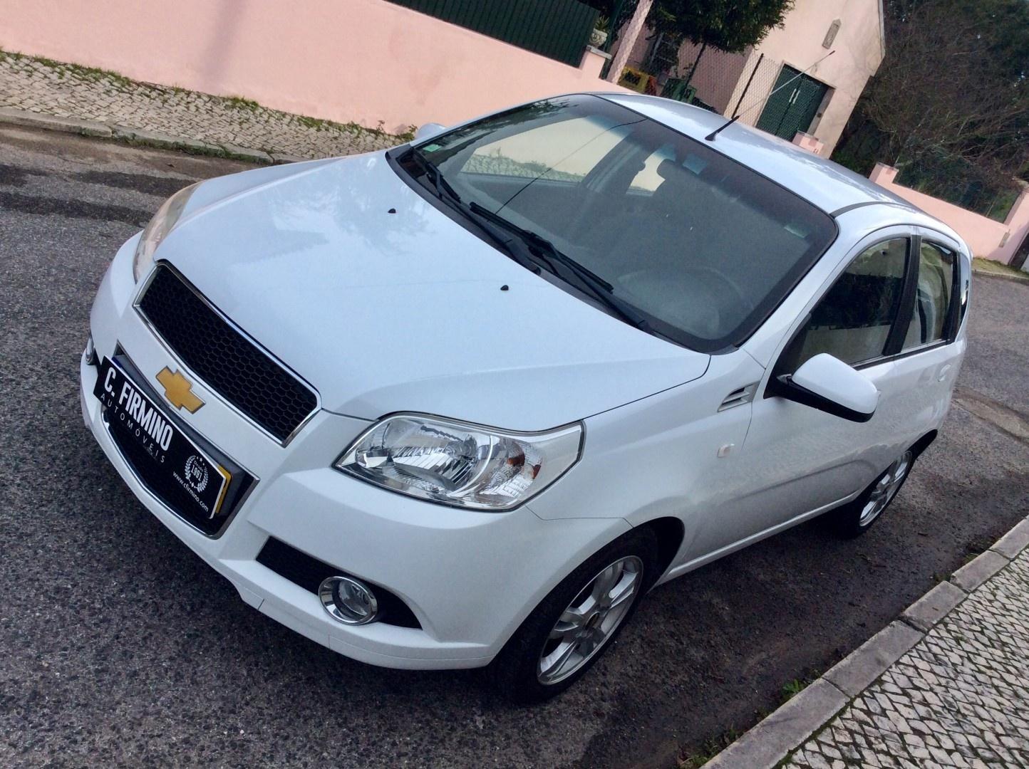 Chevrolet Aveo 1.2 LS GPL