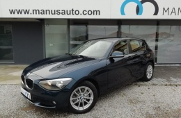 BMW 116 d Efficient Dynamics GPS