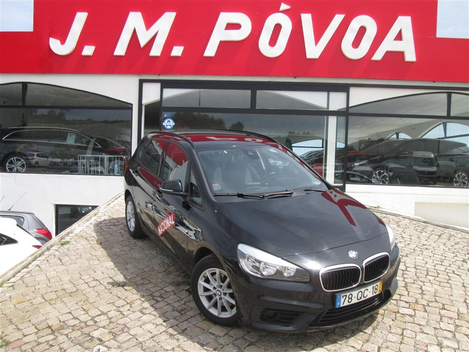 BMW 216 Active Tourer d