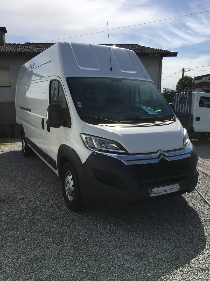 Citroën Jumper 2.2 HDi 150 CV L4H3 IVA DEDUTIVEL