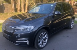 BMW X5 xDRIVE 4.0e Plug-In