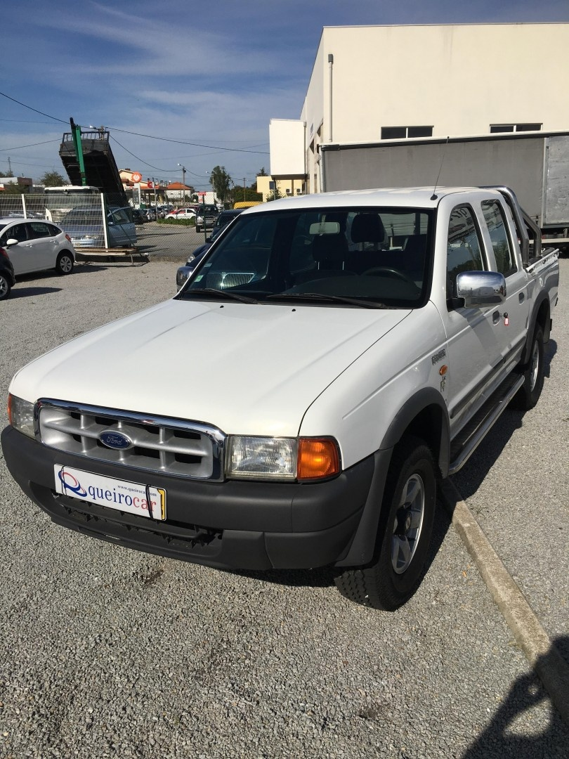 Ford Ranger 2.5 TD 4x4