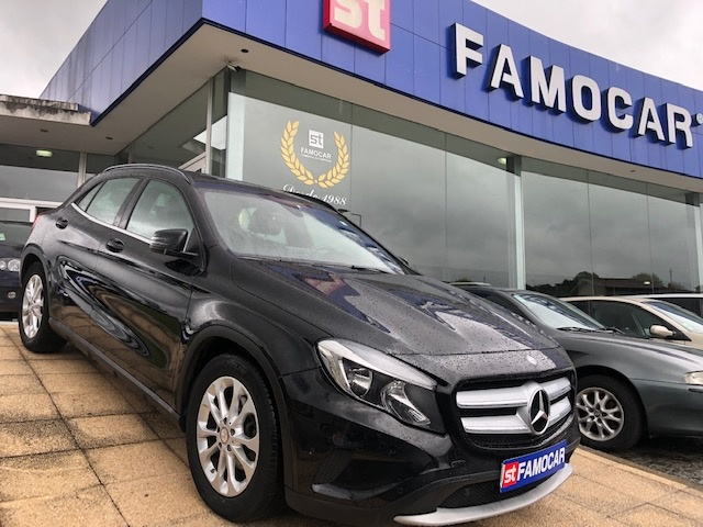 Mercedes-Benz GLA 180 CDI Edition