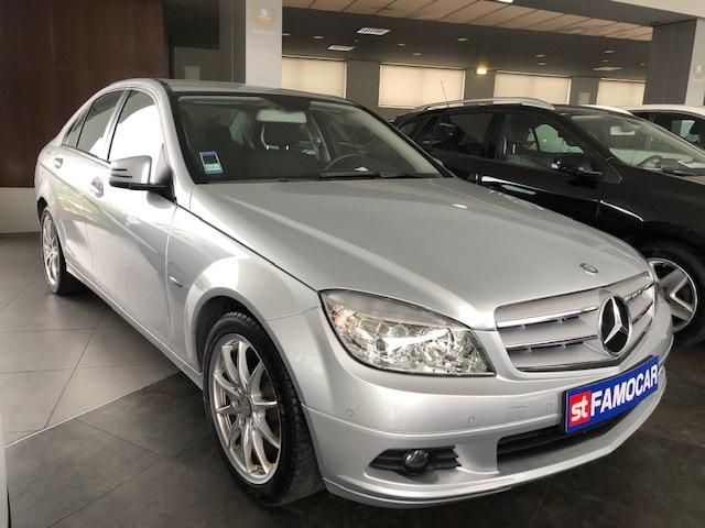 Mercedes-Benz C 200 CDI  AUT