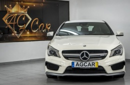 Mercedes-benz Cla 45 amg 45 AMG 380cv