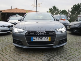 Audi A4 2.0 TDi B. Line Plus (GPS)