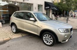BMW X3 2.0 D X-DRIVE AUT