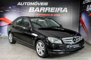 Mercedes-benz C 220 CDi Avantgarde BE Auto Nav