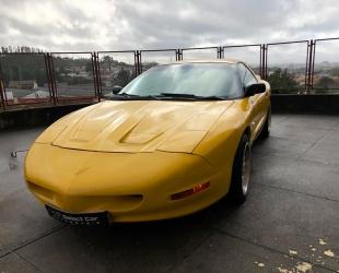 Pontiac Trans am FIREBIRD 3.4 V6