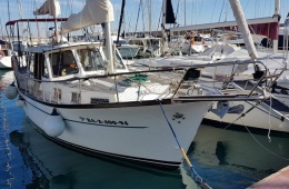 Nauticat 33 - Sitala Yachts