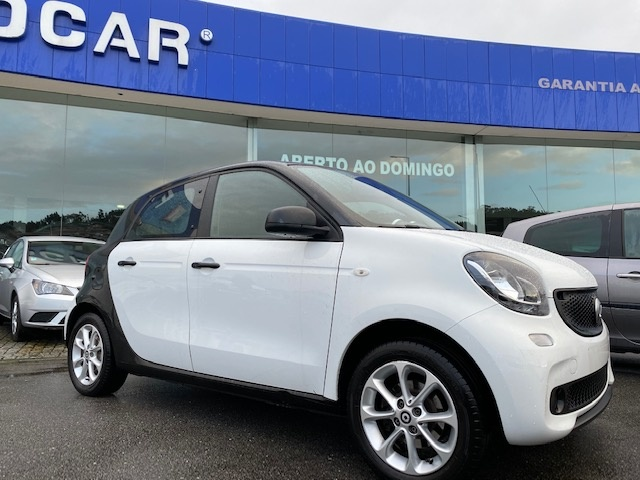 Smart ForFour 1.0 MHP Pure