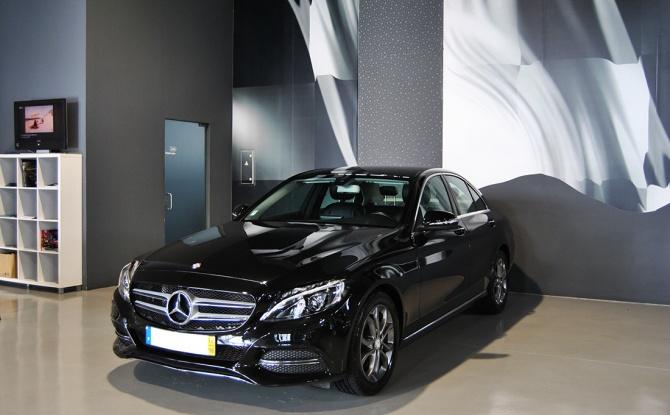 Mercedes-Benz Classe C 200 D BLUETEC AVANTGARDE