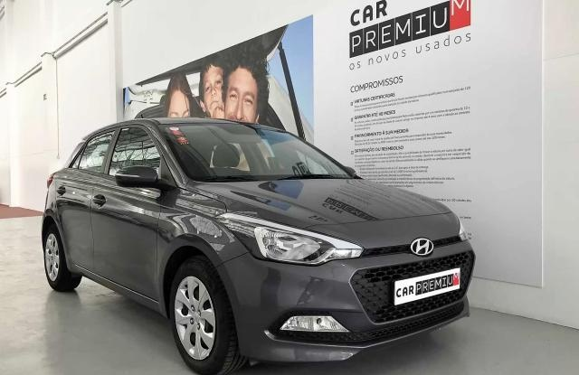 Hyundai I20 1.1 CRDi Access+Bluetooth