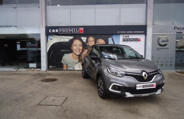 Renault Captur 1.2 TCe Exclusive