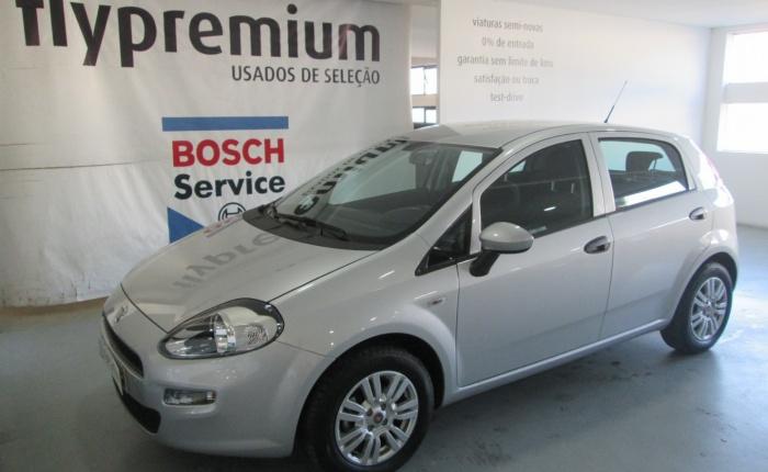Fiat Punto, 2017