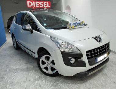 Peugeot 3008 1.6 HDI EXECUTIVE 109cv