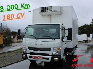 Mitsubishi Canter FUSO 7C18 // THERMO KING V-600 MAX // 58.000 KM