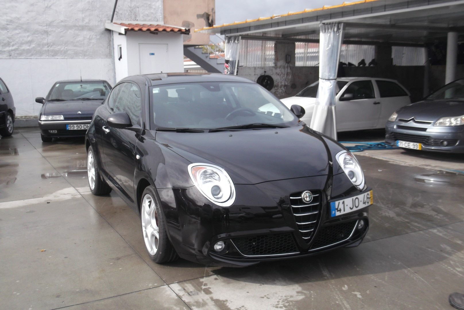 Alfa Romeo Mito 1.3 Jtd Multijet