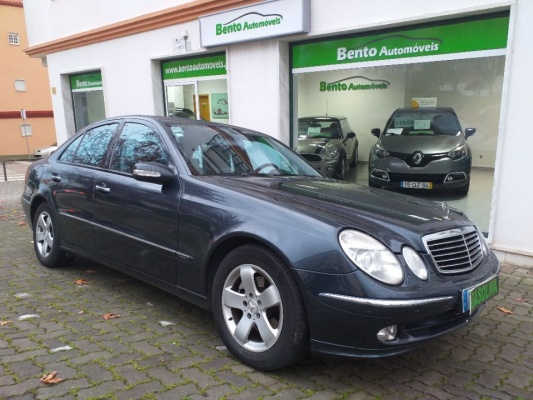 Mercedes-benz E 320, 2004