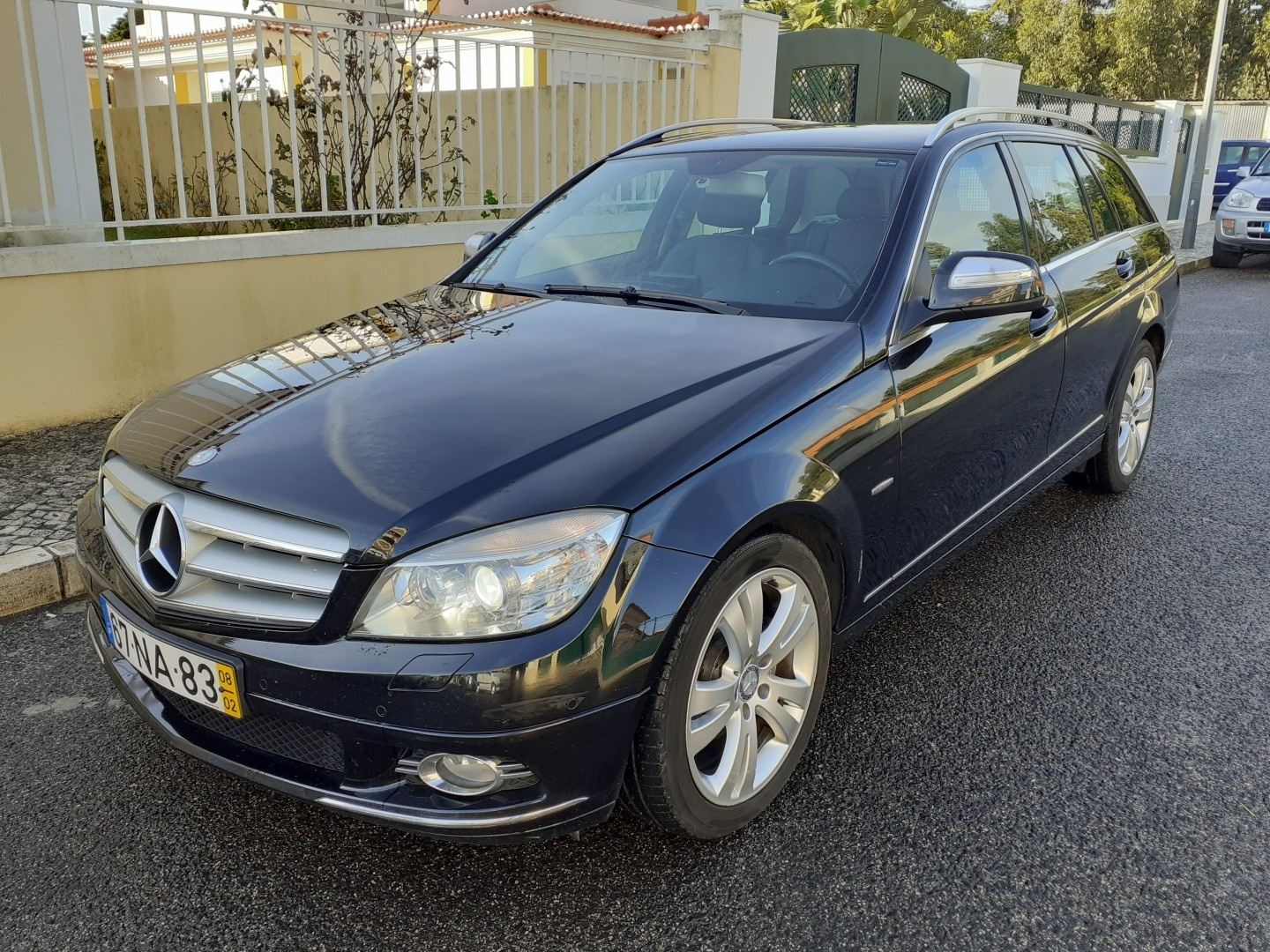 Mercedes-Benz C 220 STATION CLASSIC