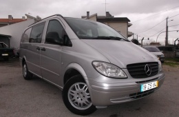 Mercedes-benz Vito 111cdi longa 6 lug. (110cv)