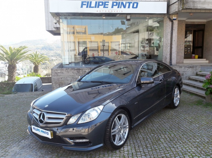 Mercedes-Benz Classe E Coupe 250 CDI AMG BlueEfficiency