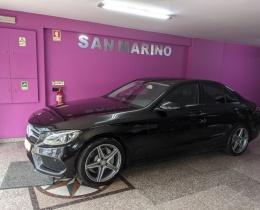 Mercedes-Benz C 180 i AMG 156cv