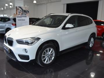 BMW X1 SDRIVE 16D ADVANTAGE CX.AUTO/GPS/VIDROS ESCURECIDOS