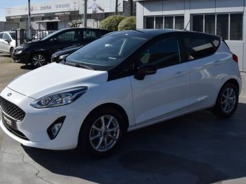 Ford Fiesta 1.1 TI-VCT BLACK & WHITE