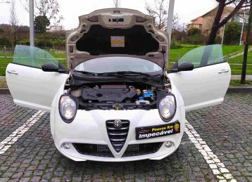 Alfa Romeo Mito 1.3 JTDM Mito DISTINCTIVE