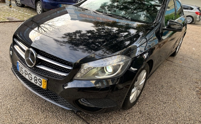 Mercedes-Benz A 200 cdi Style 7g