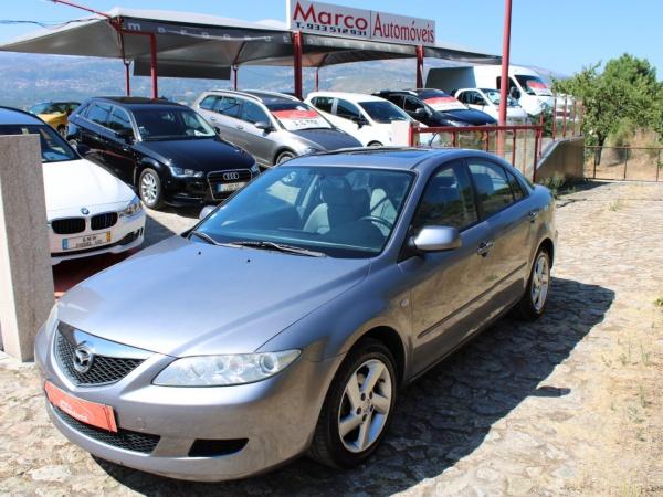 Mazda 6 2.0 CDTI 136 CV