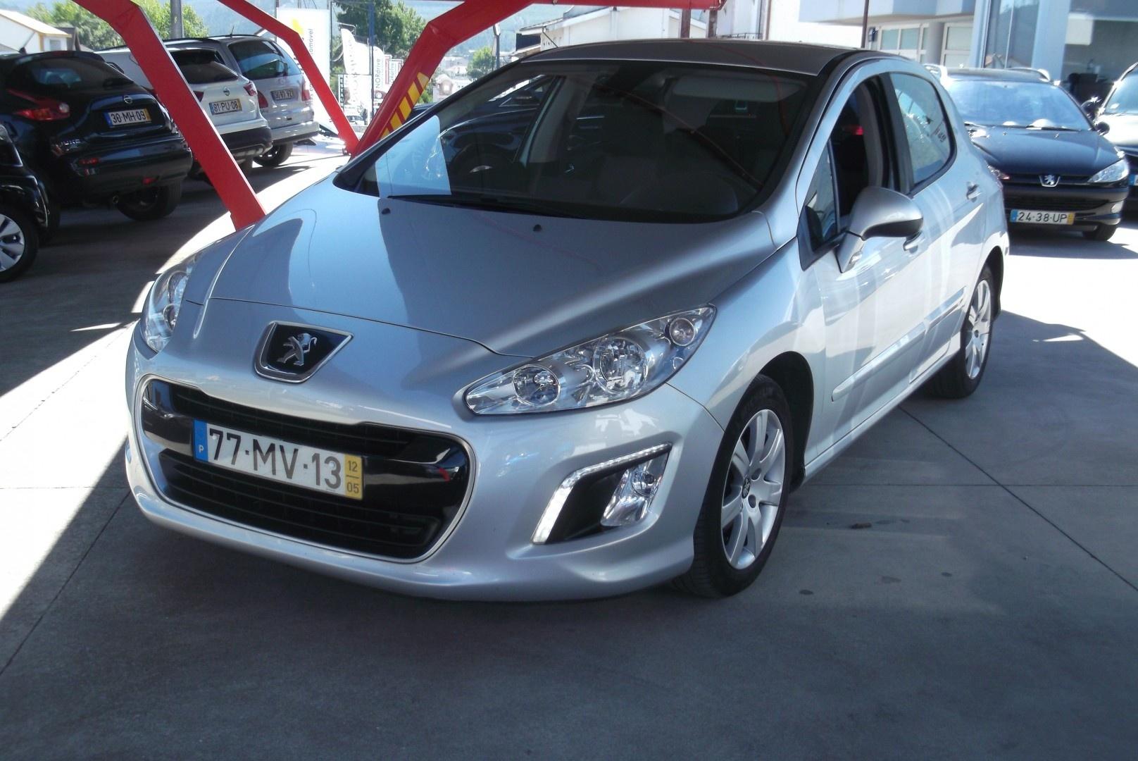 Peugeot 308 1.6 Hdi Sport GPS CPM6