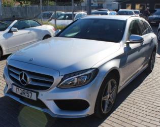 Mercedes-Benz C 250 AMG Line Aut.