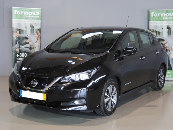 Nissan Leaf Zero Emission Acenta